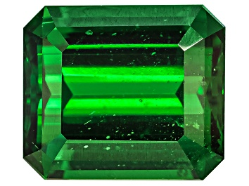 Picture of Tsavorite Garnet 9.08x7.85mm Emerald Cut 3.22ct