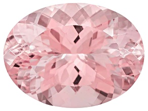 Morganite 16x12mm Oval 7.50ct