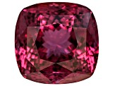 Red Spinel 10.35x10.10x7.92mm Square Cushion 6.80ct