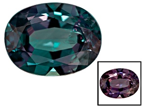 Alexandrite 8.88x6.74mm Oval 1.83ct