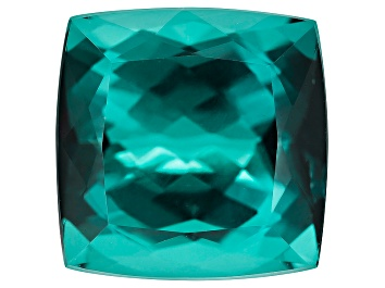 Picture of Green Tourmaline 11.37x11.36mm Square Cushion 9.00ct
