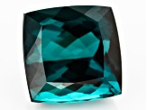 Green Tourmaline 11.37x11.36mm Square Cushion 9.00ct