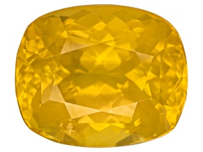 Yellow Sapphire 9.53x8.01x5.96mm Rectangular Cushion 4.03ct