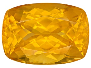 Yellow Sapphire 11.31x8.08x5.72mm Rectangular Cushion 4.80ct