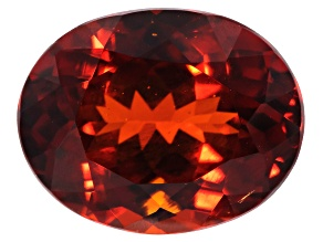 Garnet Spessartite 10.5x8.5mm Oval 4.60ct