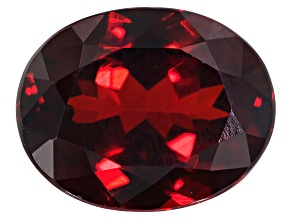 Garnet Spessartite 10.5x8mm Oval 3.85ct