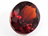 Garnet Spessartite 11x9mm Oval 4.65ct