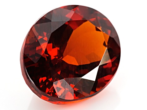 Garnet Spessartite 10.5x8.5mm Oval 4.40ct