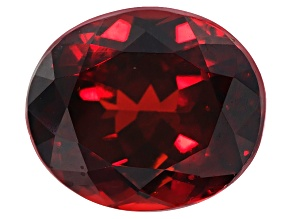 Garnet Spessartite 10x8.5mm Oval 5.09ct