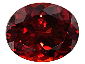 Garnet Spessartite 10.5x9mm Oval 5.02ct