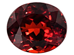 Garnet Spessartite 10.5x9mm Oval 5.69ct
