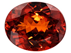 Garnet Spessartite 11x9mm Oval 4.38ct
