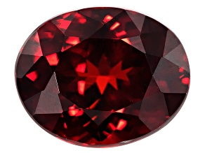 Garnet Spessartite 11x9mm Oval 6.11ct
