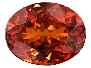 Garnet Spessartite 11.5x9mm Oval 5.02ct