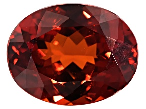 Garnet Spessartite 11.5x9mm Oval 5.12ct