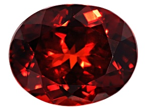 Garnet Spessartite 11.5x9mm Oval 6.02ct