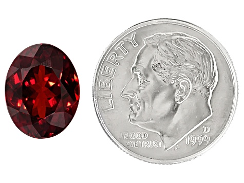Garnet Spessartite 11.5x9mm Oval 6.00ct