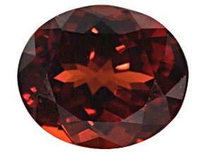 Garnet Spessartite 11.5x10mm Oval 6.80ct