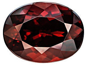 Garnet Spessartite 12x9mm Oval 8.00ct