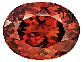 Garnet Spessartite 12.5x9.5mm Oval 7.85ct