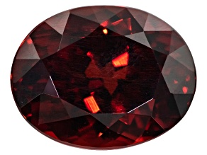 Garnet Spessartite 12.5x9.5mm Oval 7.23ct