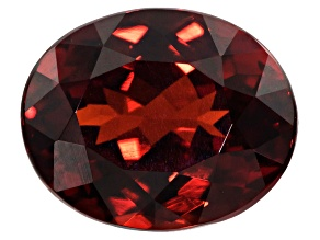 Garnet Spessartite 12x10mm Oval 7.61ct