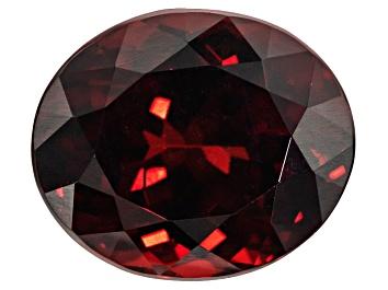 Picture of Garnet Spessartite 12.3x10.5mm Oval 8.86ct