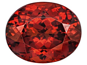 Garnet Spessartite 13.5x11mm Oval 10.84ct