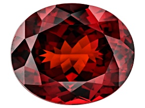 Garnet Spessartite 15.5x13mm Oval 14.85ct
