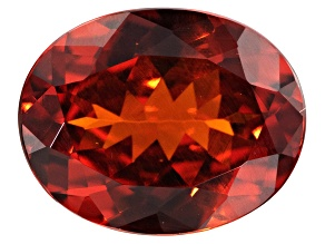 Garnet Spessartite 10.5x8.5mm Oval 3.27ct