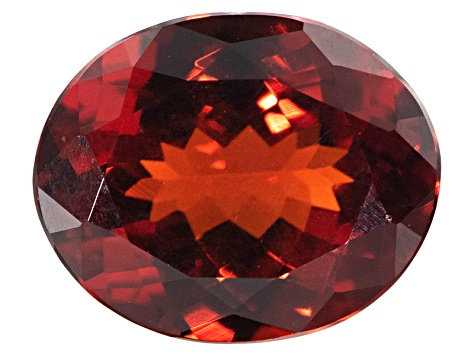 Garnet Spessartite 10.26x8.32mm Oval 3.87ct