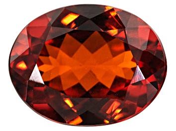Picture of Garnet Spessartite 11x8.5mm Oval 4.24ct