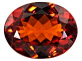 Garnet Spessartite 11x8.5mm Oval 4.24ct