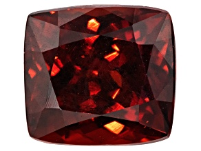 Tanzanian Spessartite Garnet 6.00ct 9.5x9mm Rectangular Cushion