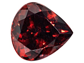 Garnet Spessartite 10.5x10mm Pear Shape 5.39ct