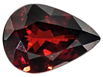 Picture of Garnet Spessartite 13x9.5mm Pear Shape 5.72ct