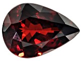 Garnet Spessartite 13x9.5mm Pear Shape 5.72ct
