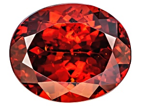 Garnet Spessartite 11x9.5mm Pear Shape 6.03ct