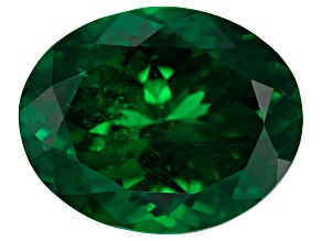 Garnet Tsavorite 3.90ct 10.89x8.76x5.78mm Oval