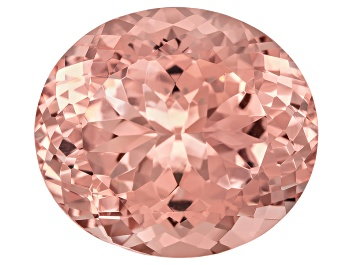 Picture of Morganite 22.13x19.56mm Oval 32.68ct