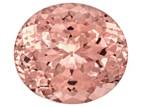 Morganite 22.13x19.56mm Oval 32.68ct