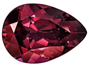 Garnet Rhodolite 14.09x10x6.57mm Pear Shape 6.62ct