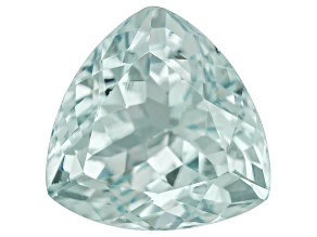 Paraiba Tourmaline 8.5mm Trillion Brilliant Cut 2.43ct