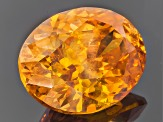 Sphalerite 15.8x11.9x7.78mm Oval Brilliant Cut 11.53ct