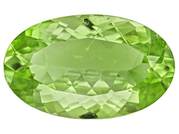 Picture of Peridot 18.1x11.2mm Oval 10.10ct