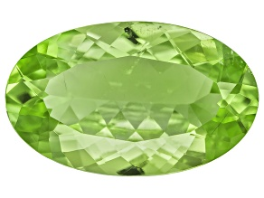 Peridot 18.1x11.2mm Oval 10.10ct