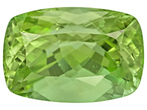 Peridot 13.1x8.98mm Rectangular Cushion 6.90ct
