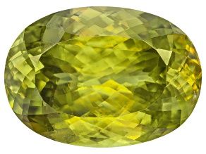 Sphene 16x11.5mm Oval 10.83ct