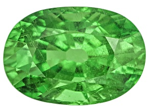 Garnet Tsavorite 10.36x7.15mm Oval 3.53ct