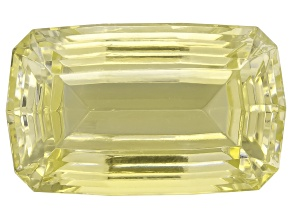 Yellow Apatite 17.6x10.8mm Rectangular Cushion Step Cut 23.61ct
